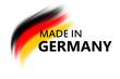 Leinwandbild Motiv Made in Germany