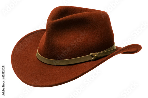Fotografía  Brown Adirondack Hat