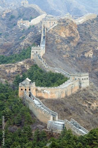 Great Wall of China (Jinshanling section) - 62588684