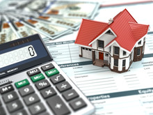 Mortgage Calculator. House, No...