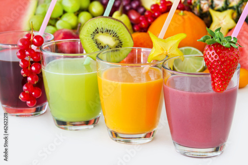 Smoothies #62622211