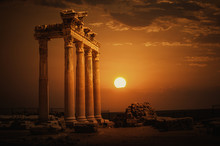 Apollon Temple@Antalya