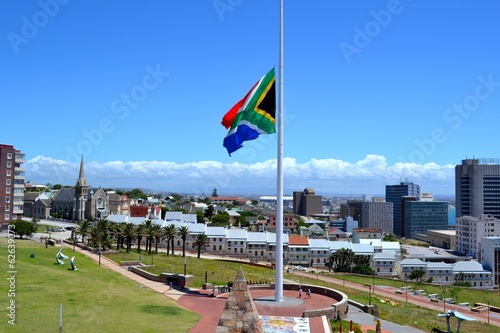 Photo Stands South Africa Donkin Street in PE