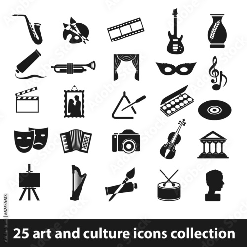 Fotografia  art and culture icons