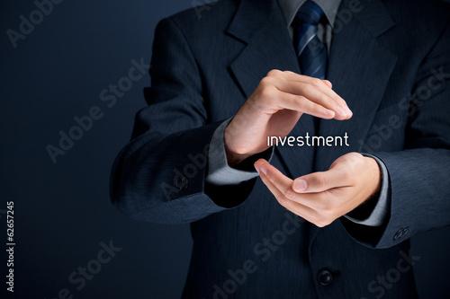 Fotografía  Protect investment