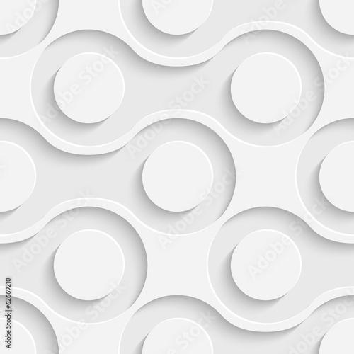 Plakat Bezszwowe tło geometryczne