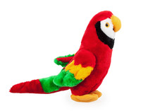 Soft Toy Parrot