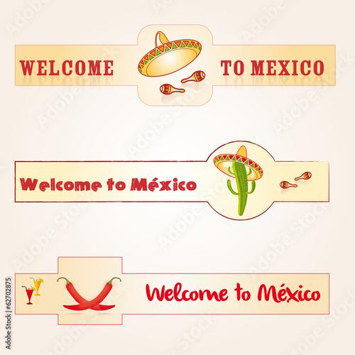 Fotografija  Welcome to Mexico