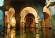 Arabic cistern, Palace of las Veletas, Cáceres, Spain