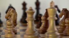 Chessboard Slow Rotation Shallow Dof