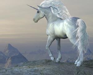 Obraz na płótnie Canvas Unicorn Bluff