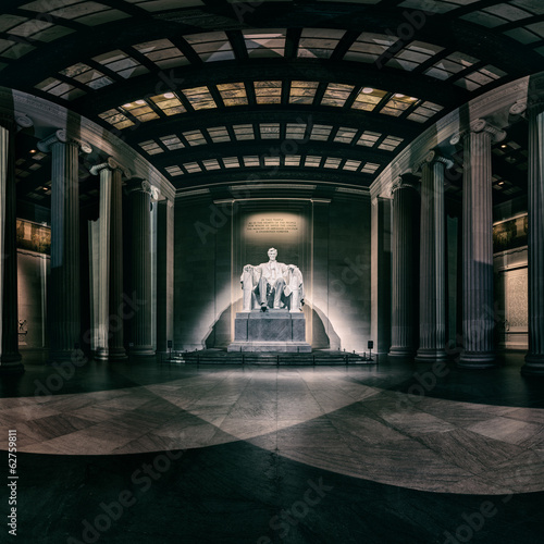 Lincoln Memorial Canvas-taulu