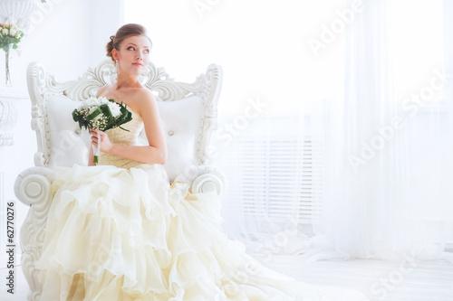 Fotografie, Obraz  Morning bride