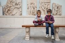 Kids Inside  Museum Listening ...