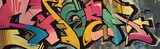 Fototapeta Do pokoju - graffiti