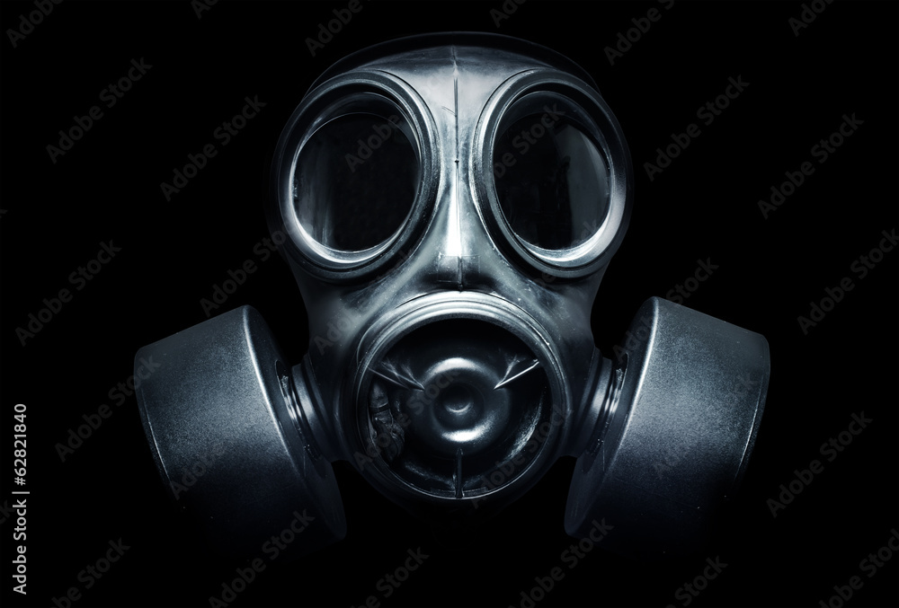 Fototapeta Gas Mask