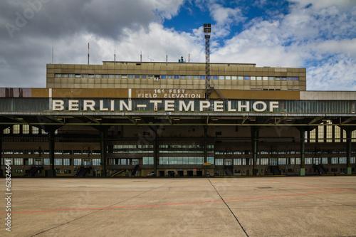 Berlin - Airport Tempelhof Wallpaper Mural