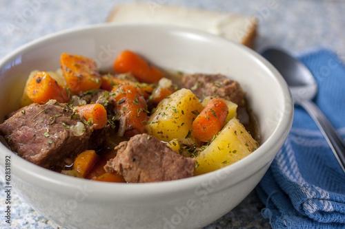 Fotografie, Obraz  Beef Stew