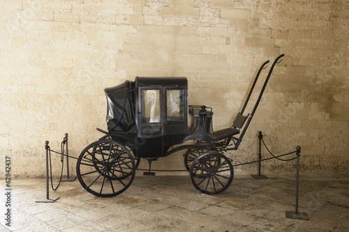 Carrozza Canvas Print