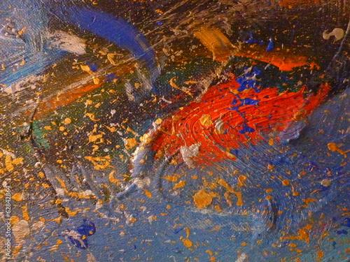 Composition abstraite 011