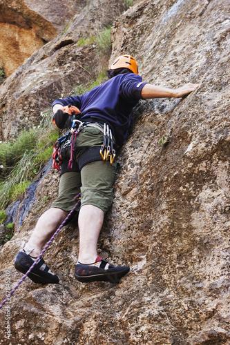 Papiers peints Alpinisme Safe climbing