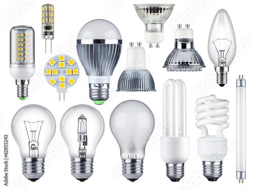 Fotografie, Obraz  lamp set