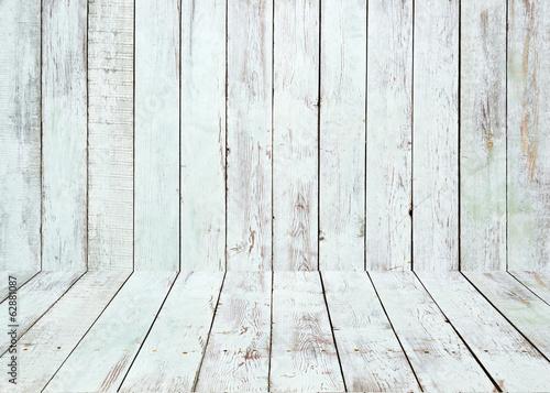 Papiers peints Bois Wooden wall interior background