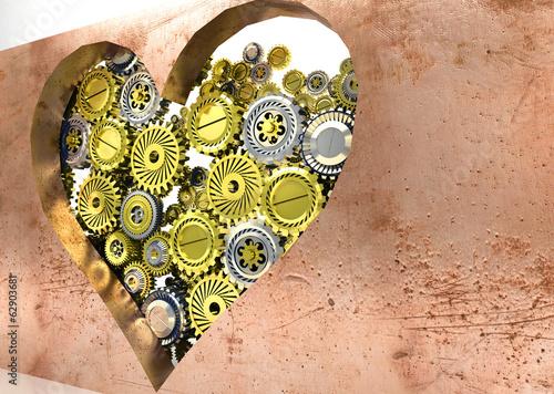 Fotografia  Cuore, ricordo, amore, matrimonio,sentimenti, Meccanismi