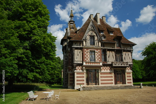 Photo  Manoir de Villers, Normandie