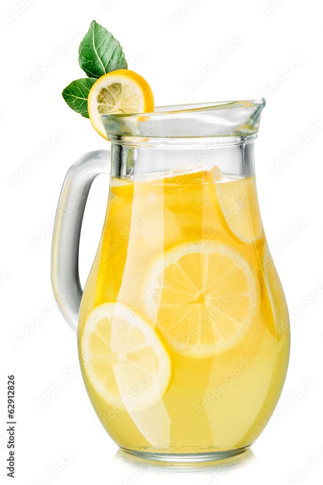Fototapety, obrazy: Lemonade pitcher