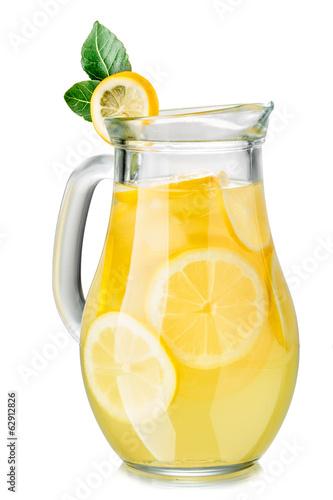 Photo Lemonade pitcher