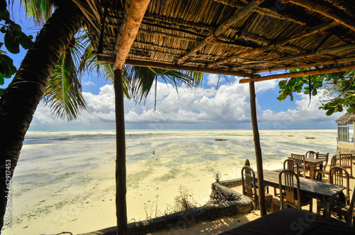 In de dag Zanzibar Zanzibar beach Tanzania