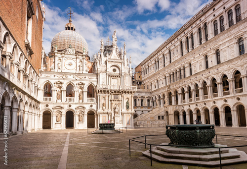 Basilica di San Marco, Venise Poster Mural XXL