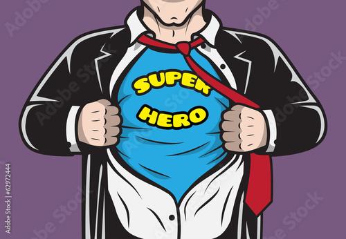 przebrany-ukryty-komiks-biznesmen-superbohatera