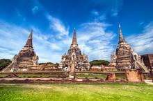 Ancient Ruins Of Wat Phra Sri ...