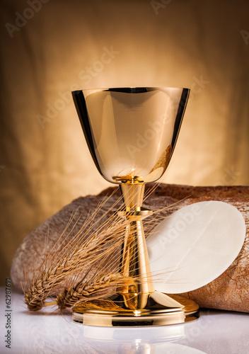 Valokuva  holy communion