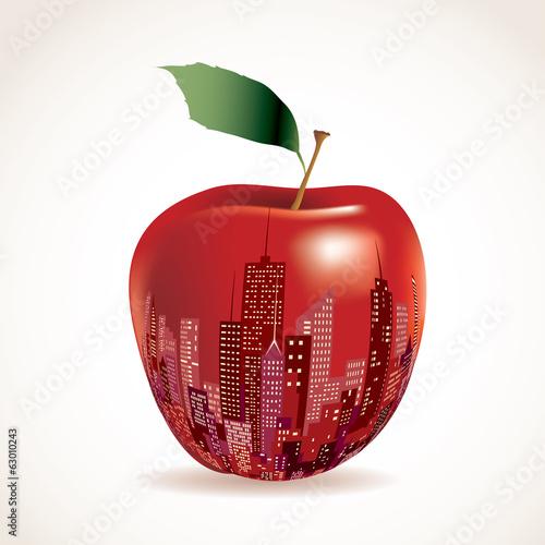 Fotografía apple big