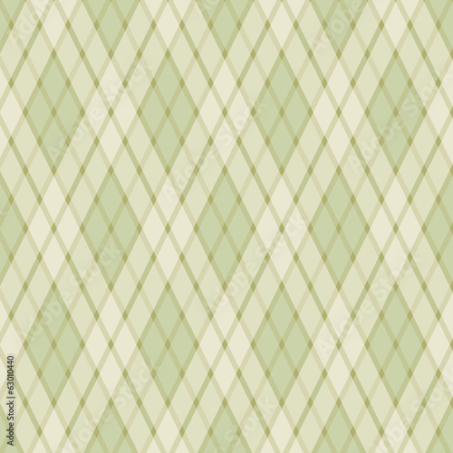 Canvas Print Argyle background 4