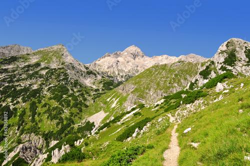Mount Triglav in the Julian Alps - Slovenia, Europe #63058892