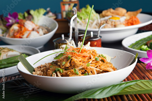 Foto  Chicken Pad Thai