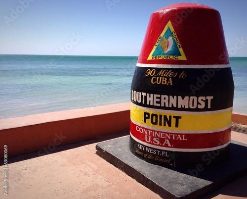 Photo Key West il punto più a sud del continente americano