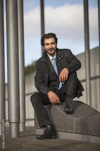 фотография  Spy agent man