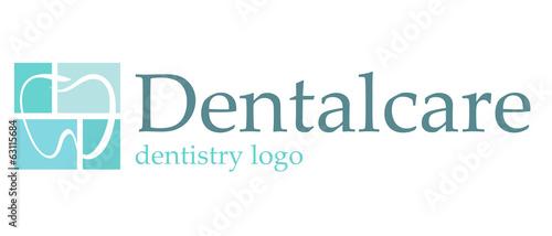 Dental care logo #63115684