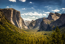 Yosemite National Park, Half D...