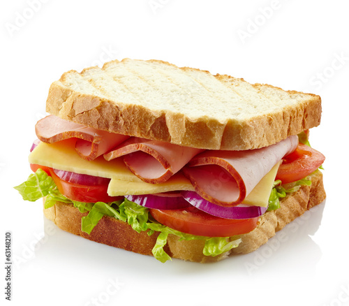 In de dag Snack Sandwich