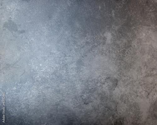 Türaufkleber Metall Scratched metal background