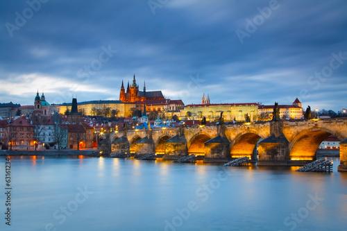 Papiers peints Prague Prague castle, Czech Republic.