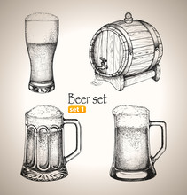 Beer Oktoberfest Set: Toby Jug...