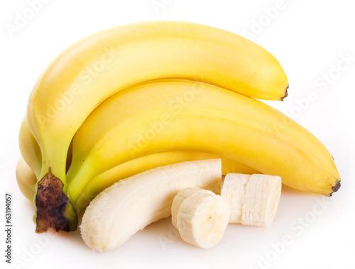 Fotografie, Obraz  Fresh banana