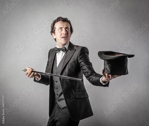 Fotografía magician